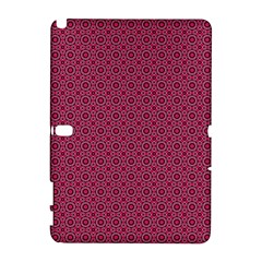 Cute Pattern Gifts Samsung Galaxy Note 10.1 (P600) Hardshell Case