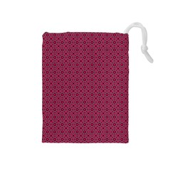 Cute Pattern Gifts Drawstring Pouches (Medium)