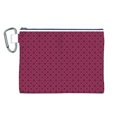 Cute Pattern Gifts Canvas Cosmetic Bag (L)