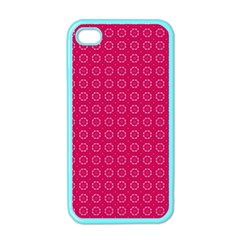 Cute Pattern Gifts Apple iPhone 4 Case (Color)