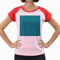 Cute Pattern Gifts Women s Cap Sleeve T Shirt