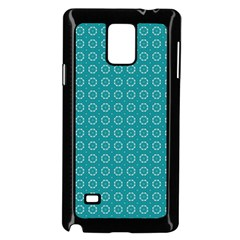 Cute Pattern Gifts Samsung Galaxy Note 4 Case (Black)