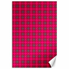 Cute Pattern Gifts Canvas 24  X 36