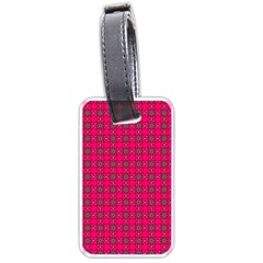 Cute Pattern Gifts Luggage Tags (Two Sides)