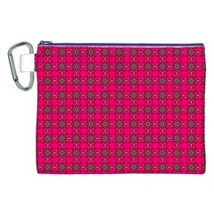 Cute Pattern Gifts Canvas Cosmetic Bag (XXL)