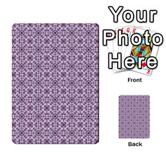 Cute Pattern Gifts Multi-purpose Cards (Rectangle)
