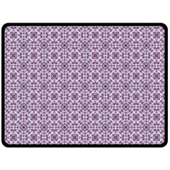 Cute Pattern Gifts Double Sided Fleece Blanket (Large)