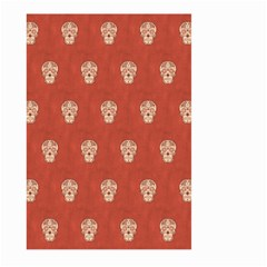 Skull Pattern Terra Large Garden Flag (Two Sides)