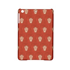Skull Pattern Terra iPad Mini 2 Hardshell Cases