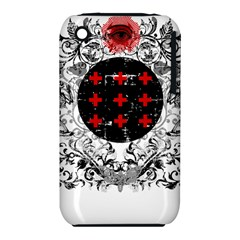 Occult theme Apple iPhone 3G/3GS Hardshell Case (PC+Silicone)