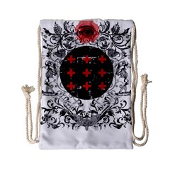Occult Theme Drawstring Bag (small)
