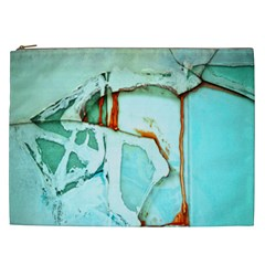 Abstract2 Cosmetic Bag (XXL)