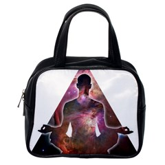 Deep Meditation #2 Classic Handbags (One Side)