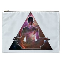 Deep Meditation #2 Cosmetic Bag (XXL)