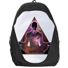 Deep Meditation #2 Backpack Bag