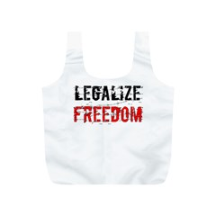 Legalize Freedom Full Print Recycle Bags (s)