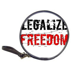 Legalize Freedom Classic 20-CD Wallets
