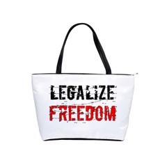 Legalize Freedom Shoulder Handbags