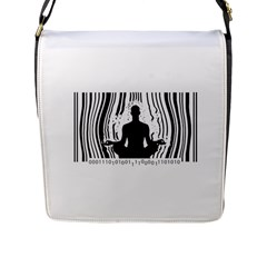 Break Free ! Flap Messenger Bag (L)