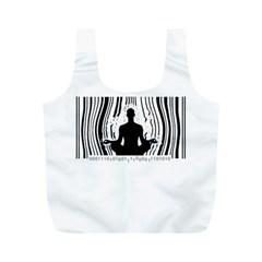 Break Free ! Full Print Recycle Bags (M)
