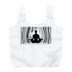Break Free ! Full Print Recycle Bags (l)