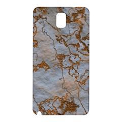 Marbled Lava Orange Samsung Galaxy Note 3 N9005 Hardshell Back Case