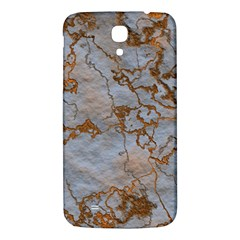 Marbled Lava Orange Samsung Galaxy Mega I9200 Hardshell Back Case