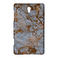 Marbled Lava Orange Samsung Galaxy Tab S (8.4 ) Hardshell Case