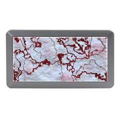 Marbled Lava Red Memory Card Reader (mini)