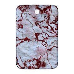 Marbled Lava Red Samsung Galaxy Note 8.0 N5100 Hardshell Case