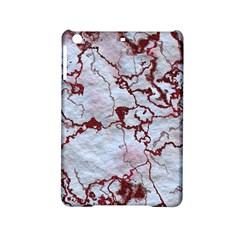 Marbled Lava Red iPad Mini 2 Hardshell Cases