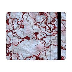 Marbled Lava Red Samsung Galaxy Tab Pro 8.4  Flip Case