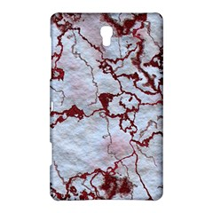 Marbled Lava Red Samsung Galaxy Tab S (8.4 ) Hardshell Case