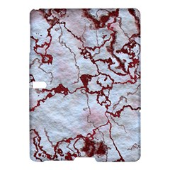 Marbled Lava Red Samsung Galaxy Tab S (10 5 ) Hardshell Case