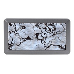 Marbled Lava White Black Memory Card Reader (Mini)
