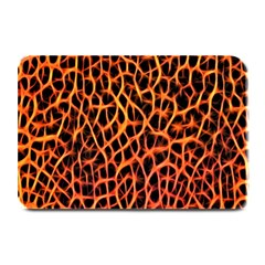 Lava Abstract Pattern  Plate Mats