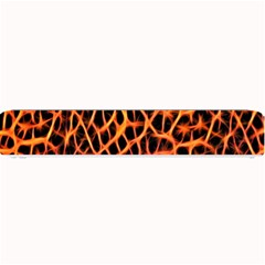 Lava Abstract Pattern  Small Bar Mats