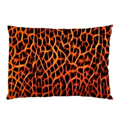 Lava Abstract Pattern  Pillow Cases