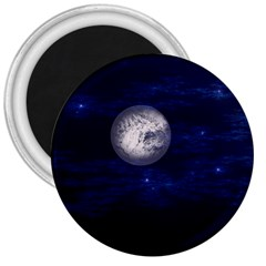 Moon and Stars 3  Magnets