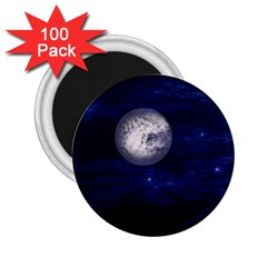 Moon and Stars 2.25  Magnets (100 pack)