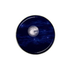 Moon And Stars Hat Clip Ball Marker