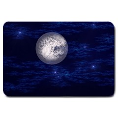 Moon and Stars Large Doormat
