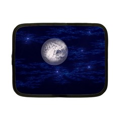 Moon And Stars Netbook Case (small)