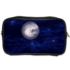 Moon And Stars Toiletries Bags 2 Side