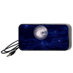 Moon and Stars Portable Speaker (Black)