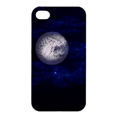 Moon and Stars Apple iPhone 4/4S Hardshell Case