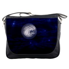 Moon And Stars Messenger Bags