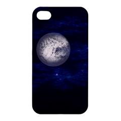 Moon and Stars Apple iPhone 4/4S Premium Hardshell Case