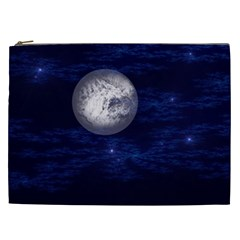 Moon and Stars Cosmetic Bag (XXL)