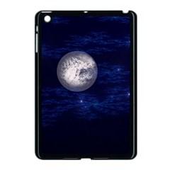 Moon and Stars Apple iPad Mini Case (Black)